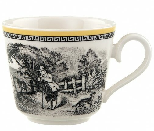 Audun 6.75 oz. Ferme Coffee / Tea Cup by Villeroy & Boch