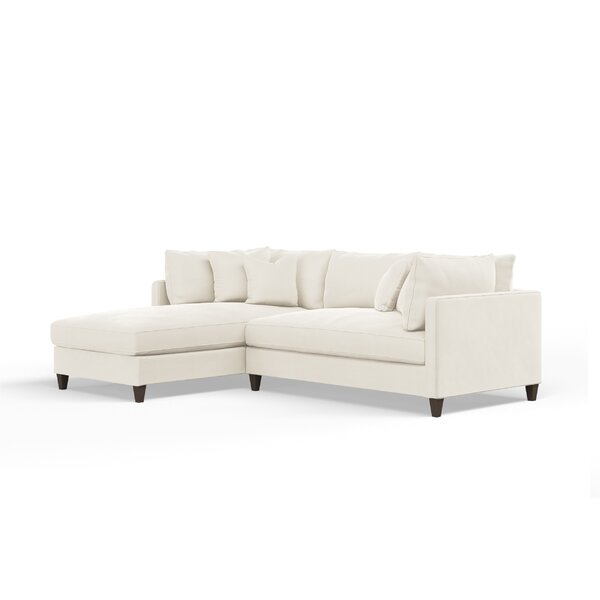 Alexis Sectional by Wayfair Custom Upholstery™