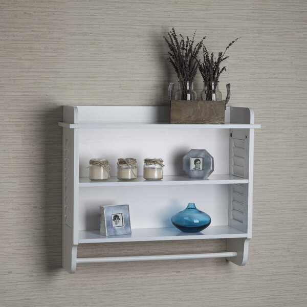 Wall Shelf by Danya B
