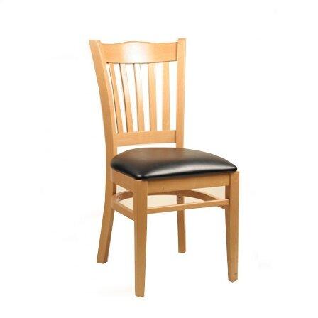 Medina Slat Back Side Chair (Set of 2) by Alcott Hill Alcott Hill