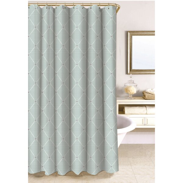 Wellington Shower Curtain by Homewear Linens