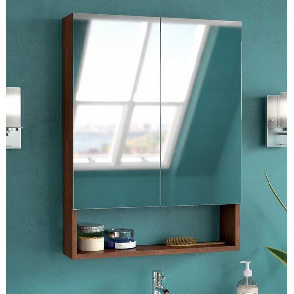 Briceno Accent Mirror by Mercury Row