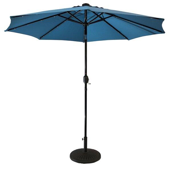 Konnor 9' Market Umbrella by Alcott Hill