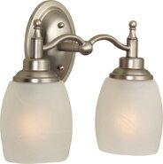 Ashok 2 Light Vanity Light by Ebern Designs