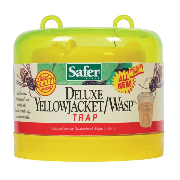 Liquid Yellow Jacket and Wasp Trap by Safer Brand