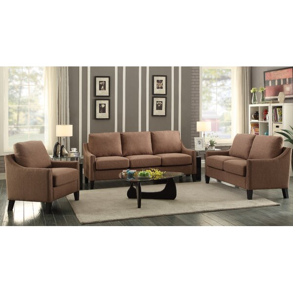 Pine Lake Configurable Living Room Set by Winston Porter