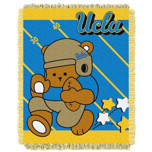 Collegiate UCLA Baby Blanket by Northwest Co.