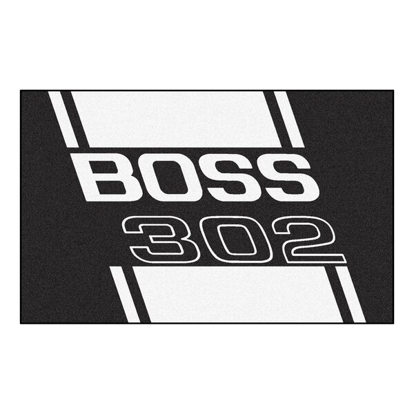 Ford - Boss 302 Doormat by FANMATS