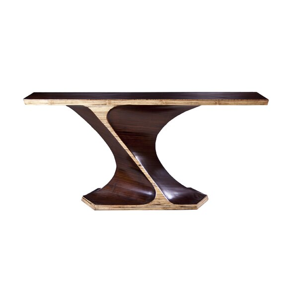 Bayou Breeze Brown Console Tables