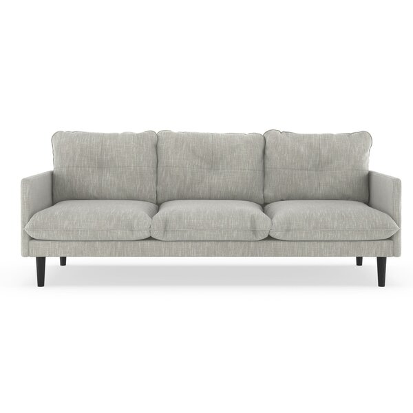 Dillinger Twilled Weave Sofa by 17 Stories