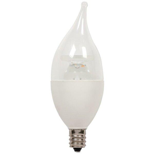 5W E12 LED Light Bulb (Set of 2) by Westinghouse Lighting