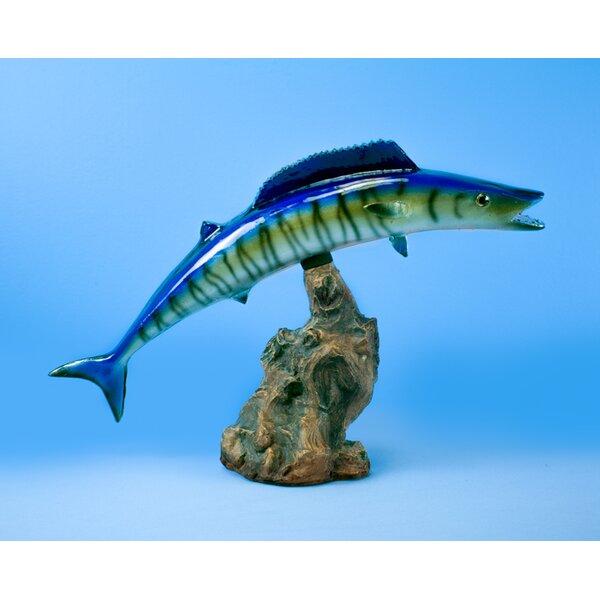Pardo Wahoo Figurine by Loon Peak