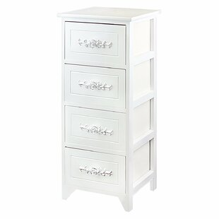 Espanola 4 Drawer Accent Chest