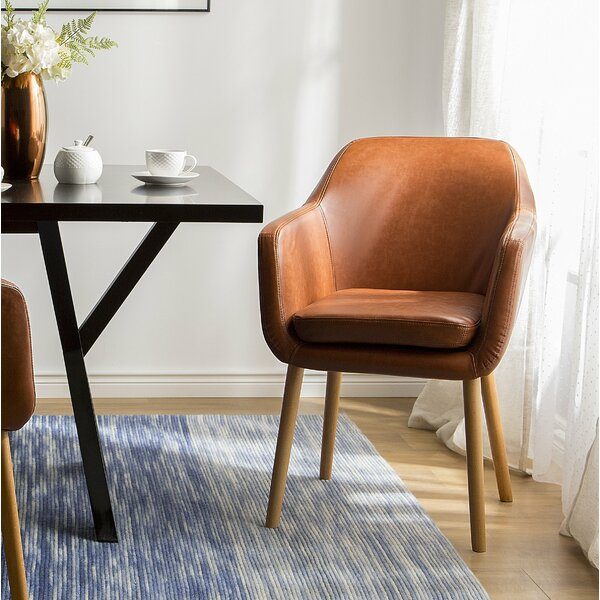 Sowa Upholstered Dining Chair by Brayden Studio