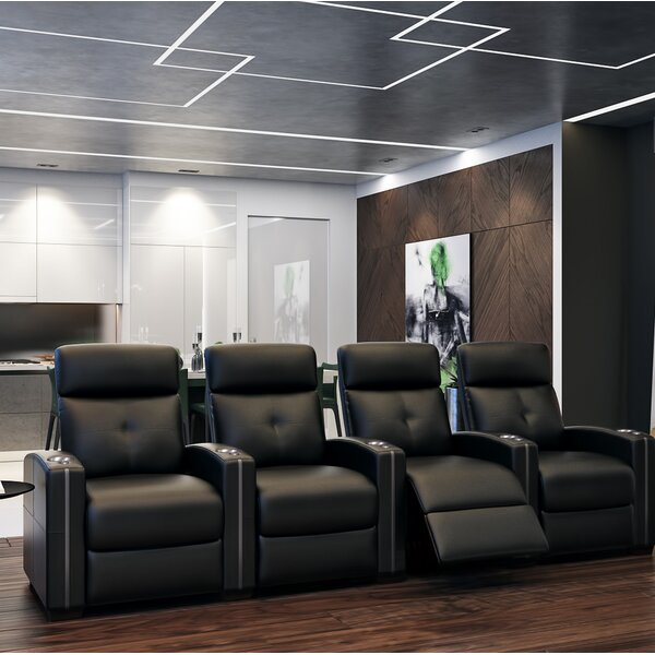 Home Theater Configurable Seating by Orren Ellis