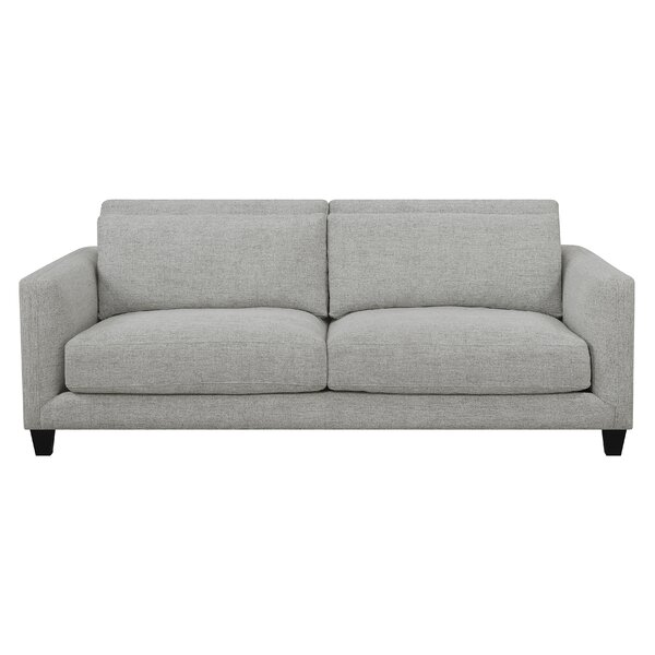 Shop The Complete Collection Of Lancelot Double Cushion Sofa by George Oliver by George Oliver