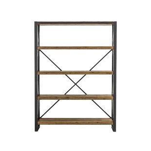 Montoya Standard Bookcase by Gracie Oaks