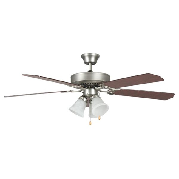 52 Peery 5 Blade Ceiling Fan by Ebern Designs