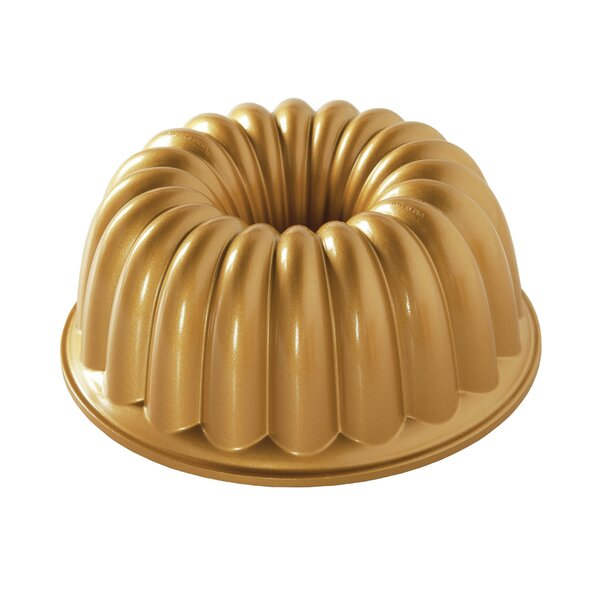 Non-Stick Round Elegant Party Bundt Cake Pan by Nordic Ware