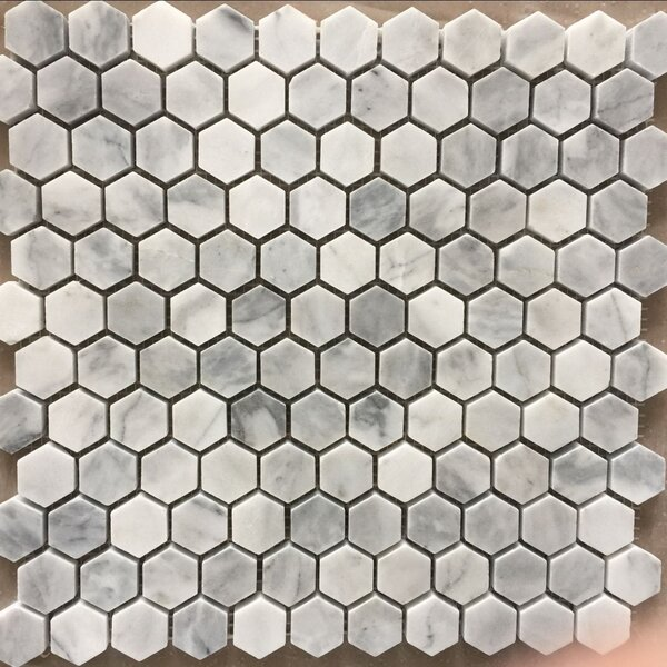 Marble Mosaic Tile (Set of 20)