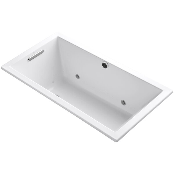 Underscore 60 x 32 Air Bathtub by Kohler