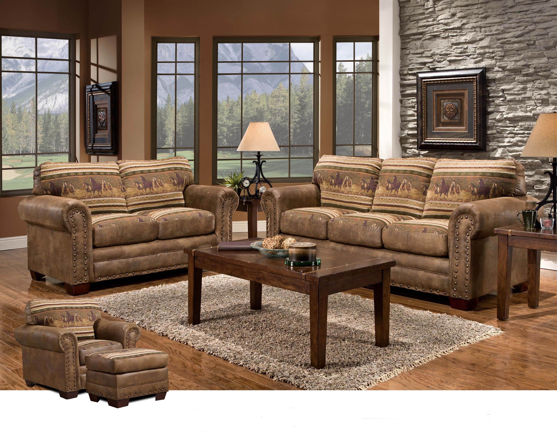Millwood Pines Charlie 4 Piece Sleeper Living Room Set ...