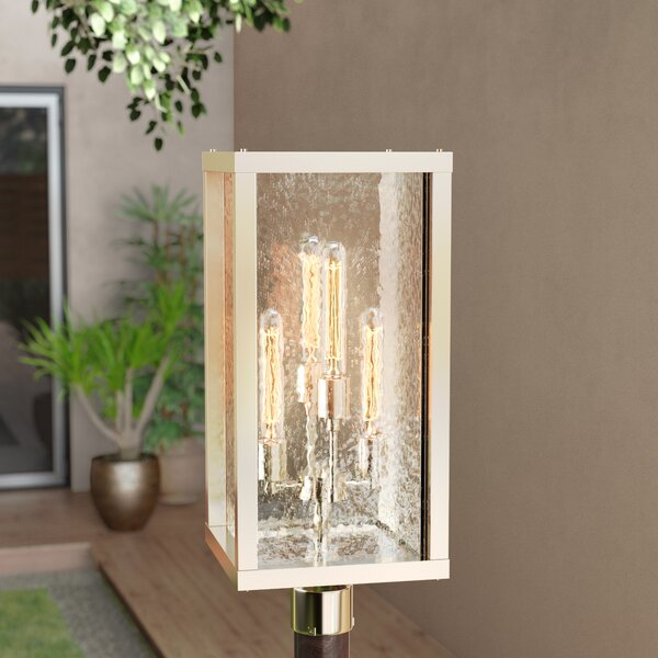 Anguiano 4-Light Lantern Head by Brayden Studio