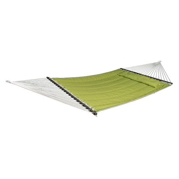 Dittman Quilted Olefin Double Tree Hammock by Red Barrel Studio