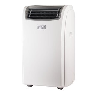 14,000 BTU Energy Star Portable Air Conditioner with Remote by Black + Decker