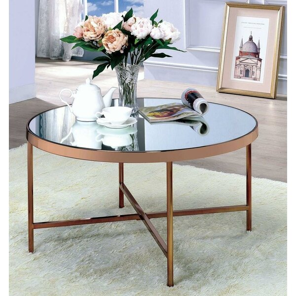 Zyaire Coffee Table by Mercer41 Mercer41