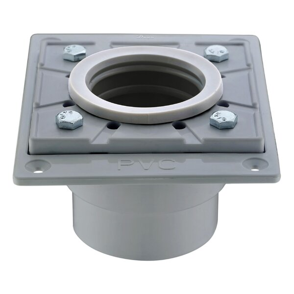 Grid Shower Drain by Dawn USA