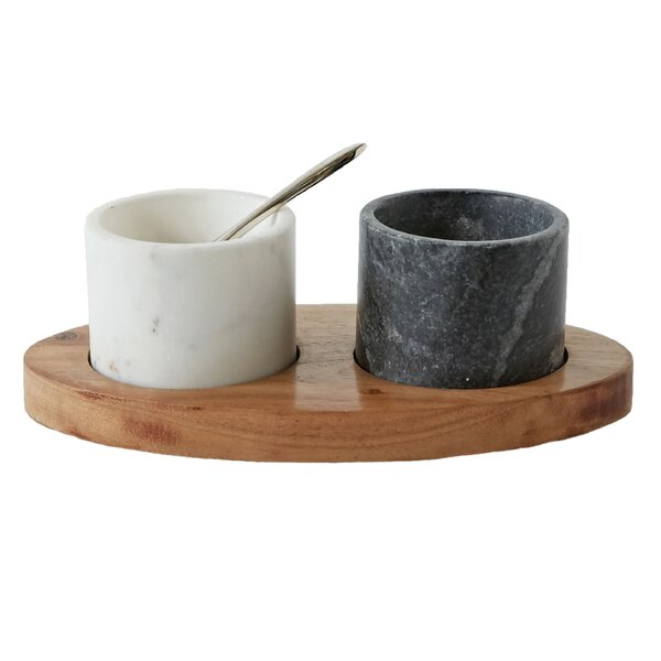 El-Fakahany 4 Piece Dessert Bowl by Mint Pantry