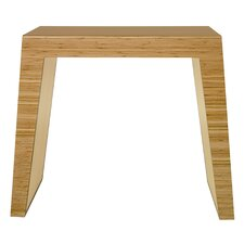 Hollow Console Table by Brave Space Design