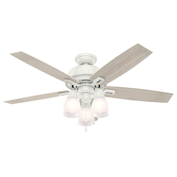 52 Donegan 5-Blade Ceiling Fan by Hunter Fan
