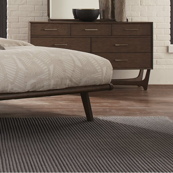 Doorfield 7 Drawer Double Dresser by Corrigan Studio