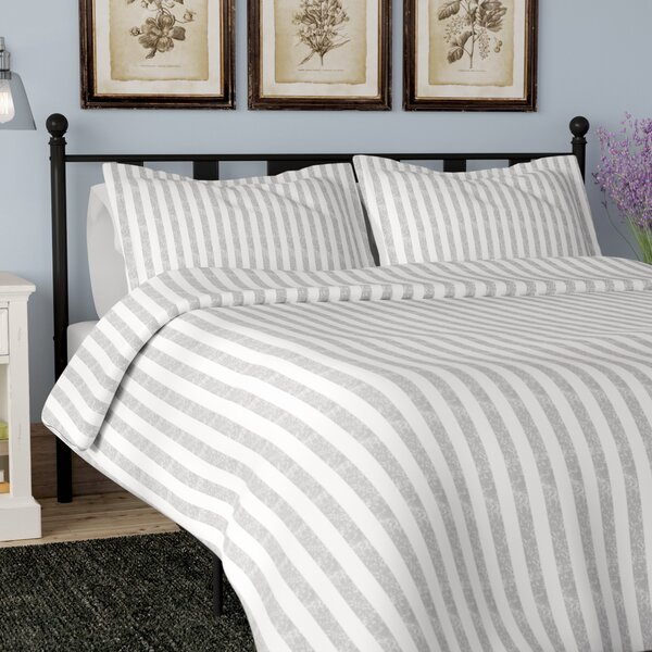 Kiril Duvet Cover Set by Laurel Foundry Modern Farmhouse