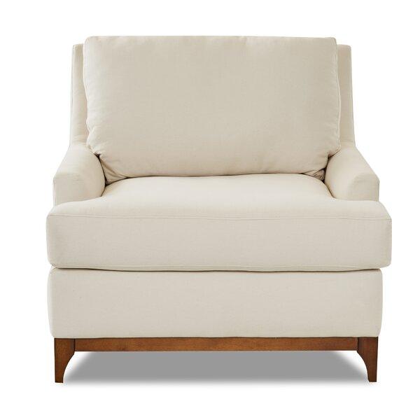 Kaylyn Armchair by Wayfair Custom Upholstery™