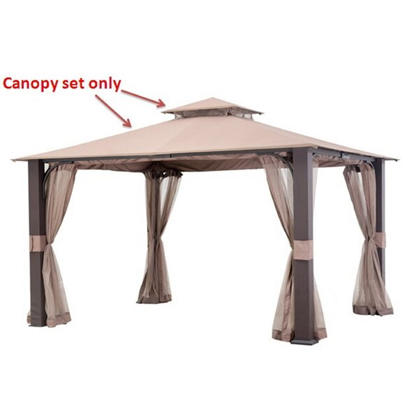 Replacement Canopy for Montgomery Gazebo by Sunjoy