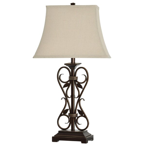 Gateway Curved 31 Table Lamp by Bay Isle Home