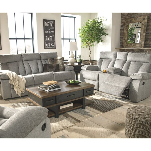 Evelina Reclining Configurable Living Room Set By Red Barrel Studio Discount