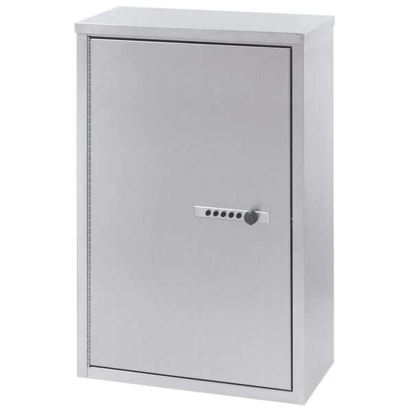 16 W x 24 H Wall Mounted Cabinet by Omnimed