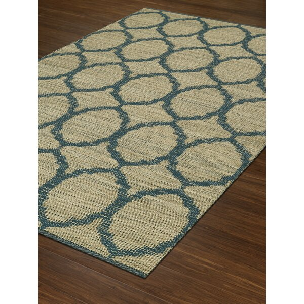 Santiago Dalyn Teal Area Rug by Dalyn Rug Co.