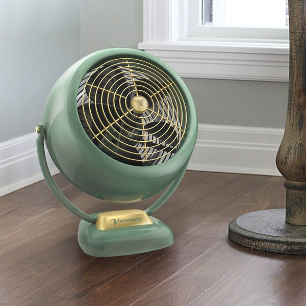 Large Vintage Whole Room Air Circulator 14 Floor Fan by Vornado
