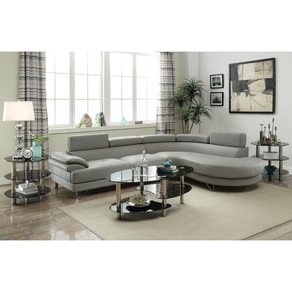 Ike Right Hand Facing Sectional By Orren Ellis