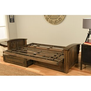 Clinchport Futon Frame and Storage Drawers