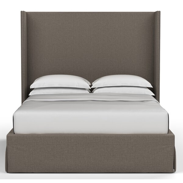 Dubbo Box Upholstered Standard Bed by Corrigan Studio