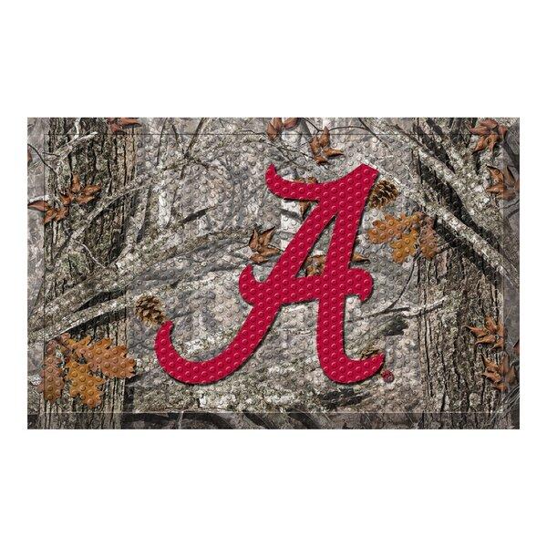 University of Alabama Doormat by FANMATS