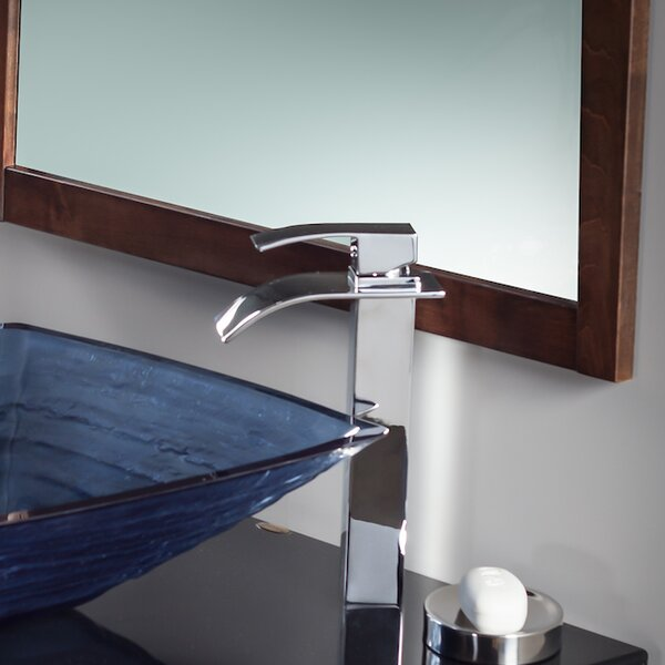 Eclipse Single Hole Bathroom Faucet by Novatto