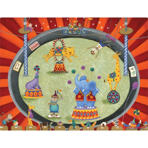 Circus Big Top Play Placemat by Magic Slice