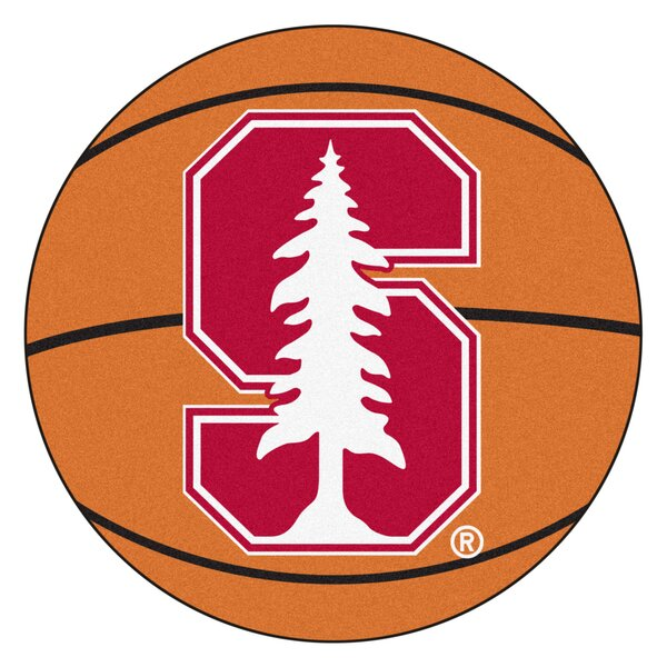 NCAA Stanford University Basketball Mat by FANMATS